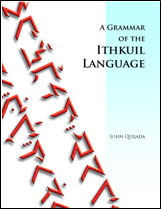 Cover of Ithkuil Grammar book